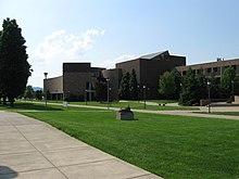 shawnee state university campus map Shawnee State University Wikipedia