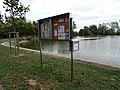 Vestecký rybník PZ, rybářská nástěnka.jpg