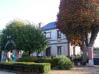 Vieille-Église-en-Yvelines Commune in Île-de-France, France
