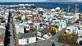 View from Hallgrímskirkja, Reykjavik (7115819977).jpg