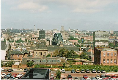 View from Old Trinity Centre Car Park looking north.jpg