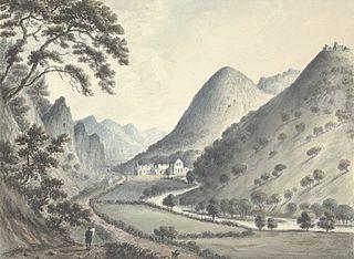 View near Llangollen, Denbighshire