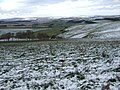 View north from the farm track up Tulloch Hill - geograph.org.uk - 607789.jpg