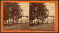 View of homes in South Orrington, Maine, by G. R. Wheelden.png
