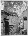 View of side of house facing north. - 606 South Eighteenth Street (House), Louisville, Jefferson County, KY HABS KY,56-LOUVI,83-6.tif