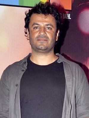 Vikas Bahl - Bahl at the success party for Queen, 2014