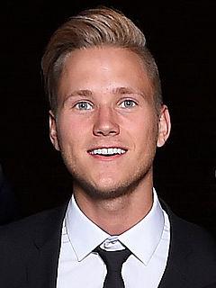 Viktor Frisk Swedish fashion blogger and singer (born 1995)