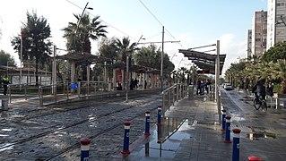 Vilayet Evi (Tram İzmir) tram stop