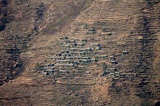 Haku, Rasuwa Village development committee in Bagmati Zone, Nepal