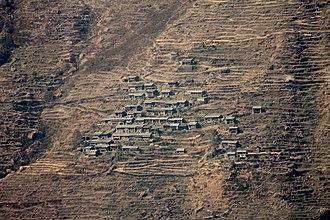 Haku, Bagmati - Haku village