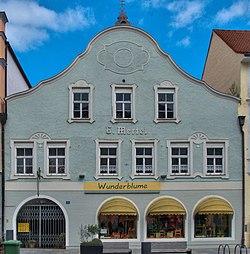 Vilsbiburg Stadtplatz 09 - Haus 2013.jpg