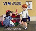 Vim, cleanser and polisher, advert Wellcome L0030365.jpg