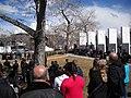 Vimy Centennial Commemoration in Calgary, Alberta April 2017.jpg