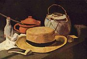 Still-Life, arranged by Anton Mauve and executed by Van Gogh, December 1881