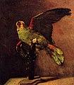 Vincent van Gogh - The green parrot (1886).jpg