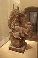 Vincenzo danti (attr.), madonna col bambino (da michelangelo), 1570 ca., terracotta, 01.JPG