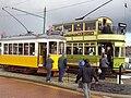 Vintage tram at the Wirral Bus & Tram Show - DSC03381.JPG
