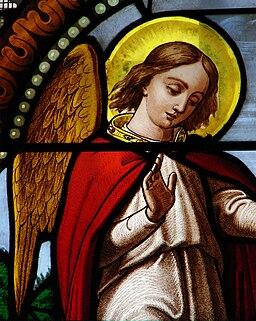 Vitrail Florac 010609 09 Ange Gardien