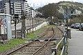 Voie du port de Rouen rive droite débouchant sur les quais.jpg