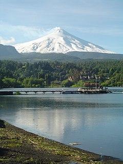 Villarrica (volcano) Chilean volcano