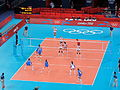 Volleyball at the 2012 Summer Olympics 8435.jpg