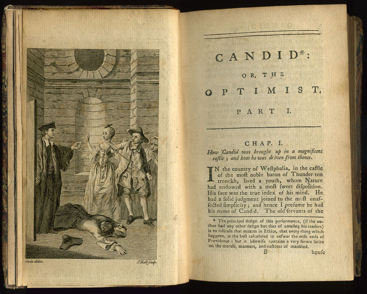 religion politics and morals in voltaires candide Candide by voltaire - full audiobook | greatest audio books candide, ou l'optimisme is a french satire first published in 1759 by voltaire, a philosopher of the age of enlightenment the novella.