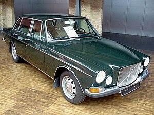 Volvo 164 - Image: Volvo 164
