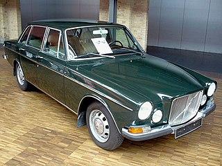 Volvo 164 car model