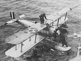 Vought FU - Vought UO-1 photo from Aero Digest June 1926