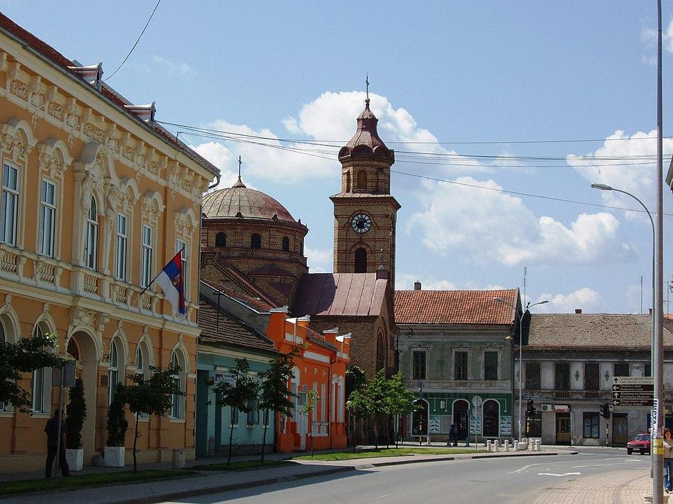 Vrsac-Romanian Orthodox Church