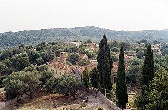 Vuno - Image: Vuno Albania