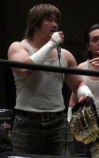 Kai (wrestler) Japanese professional wrestler