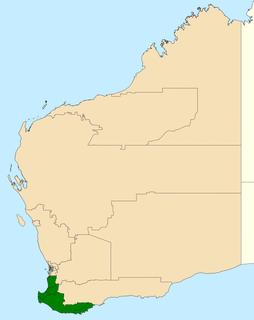 Electoral region of South West