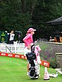 WBO2008 Paula Creamer at the Putting Green (1).JPG