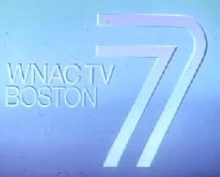 WNAC-TV (Boston) Former channel 7 television station in Boston, Massachusetts