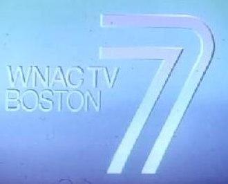 WNAC-TV (defunct) - Image: WNAC TV's most recent logo, 1981 82