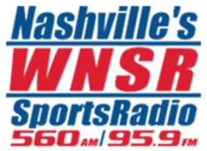 WNSR - Image: WNSR FM Logo