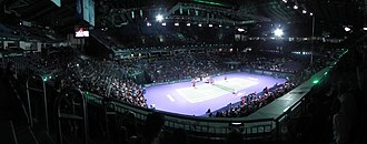 Sinan Erdem Dome - Sinan Erdem Dome, during the 2011 WTA Tour Championships.