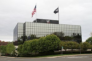 WWE - WWE headquarters in Stamford, Connecticut