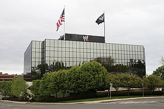 WWE - WWE headquarters in Stamford, Connecticut, in 2012