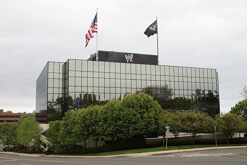 WWE Corporate HQ, Stamford, CT, jjron 02.05.2012