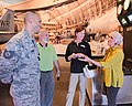 WWII bracelet reunited with owner, daugther of WWII veteran 151022-Z-XI378-003.jpg