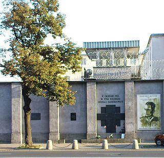 Mokotów Prison