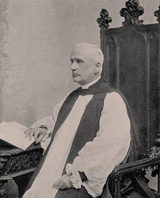 Waite Stirling - Waite Hockin Stirling, Bishop of the Falkland Islands