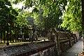 Walls of South Ealing Cemetery, South Ealing Road.jpg