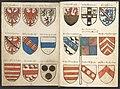 Wapenboek Beyeren (armorial) - KB79K21 - folios 009v (left) and 010r (right).jpg