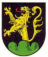 Coat of arms of Ilbesheim near Landau in the Palatinate