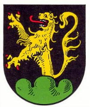 Ilbesheim bei Landau in der Pfalz - Image: Wappen ilbesheim landau