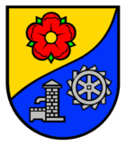 Coat of arms of the local community Thalhausen