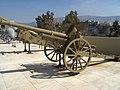 War Museum Athens - Schneider field gun - 6744.jpg